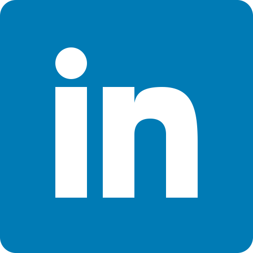 square linked-in icon